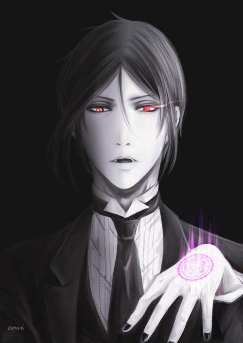 Sebastian Michaelis - Black Butler - Kuroshitsuji