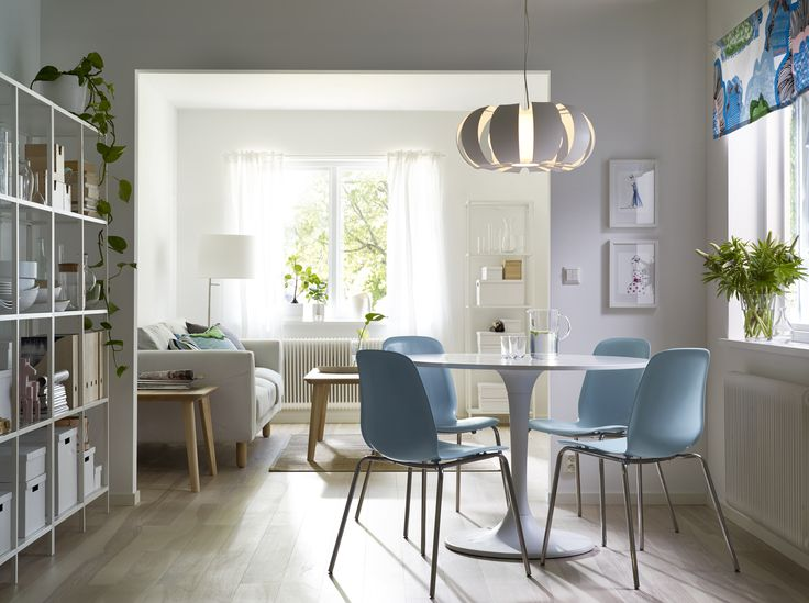 Le design scandinave l 39 alliance des mati res naturelles et du fonctionna - Inspiration salon ikea ...