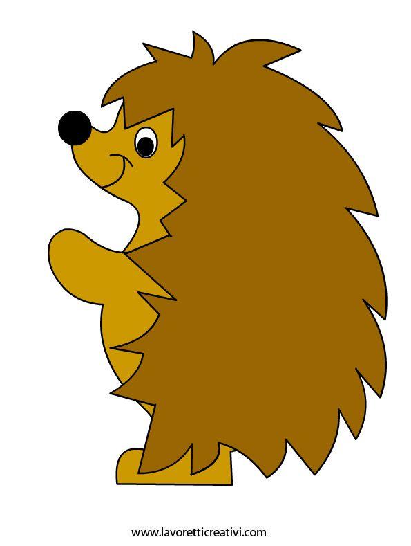 Hedgehog appliqué, 3 of 3