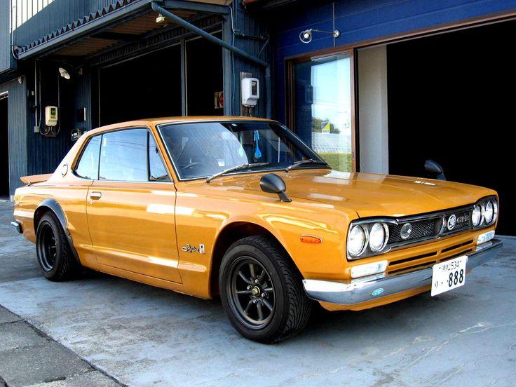 "Hakosuka"" KPGC10 …The Box Skyline | News4Cars"