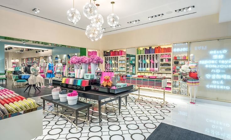 hello, regent street! take a peek at the newest kate spade new york shop in london.