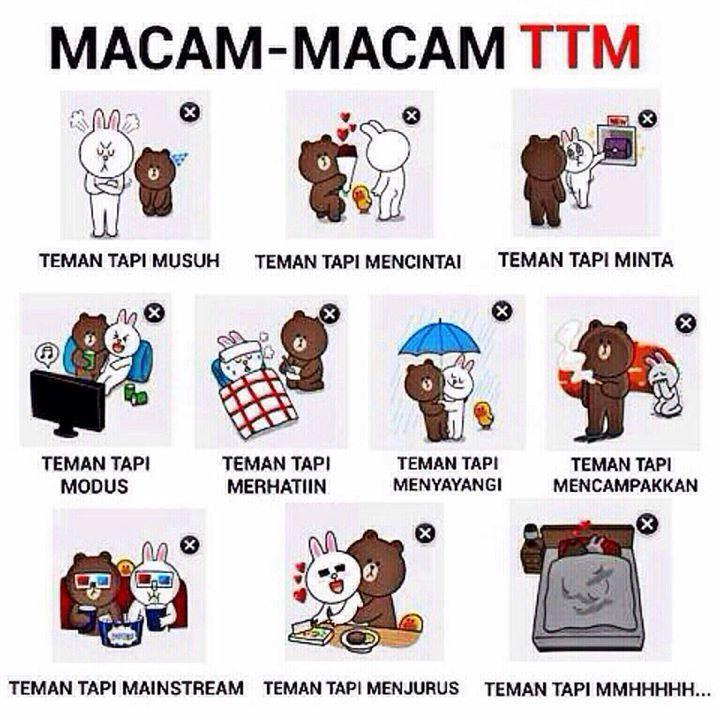 Tipe Tipe TTM