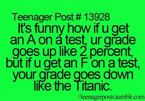 ~Teen Post~ ~School~ ~Grading~
