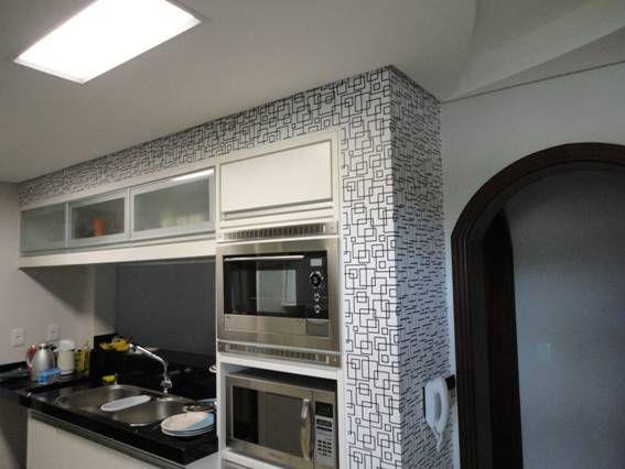 papel de parede para cozinha lavavel