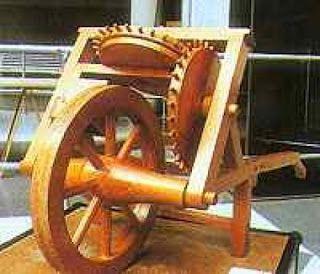 Blog del Tito: Inventos y Proyectos de Leonardo Da Vinci