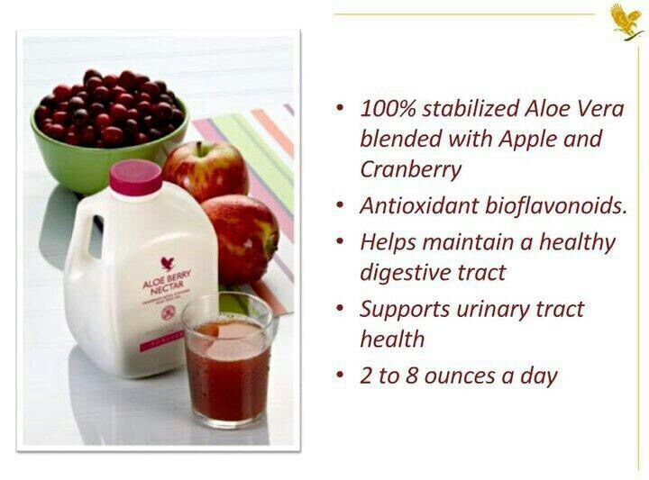 Variety of aloe gels for healthy starts