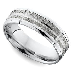 Increasingly popular among men with active lifestyles, our wide collection of unique cobalt wedding bands come in a variety of styles at affordable prices.
