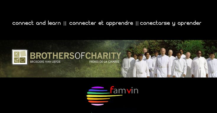 Connect and Learn: Brothers of Charity #YVC2015 #ConnectLearnYVC