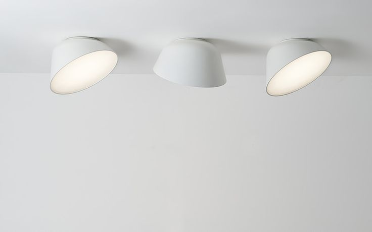 Thirty, a LED lamp that can be mounted both on the ceiling and wall... - UPVISUALLY.COM