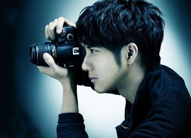 Nikon photo shoot