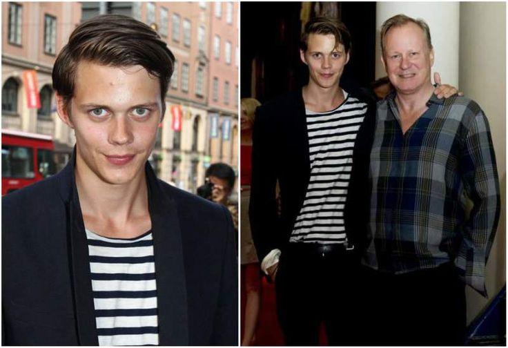 Stellan Skarsgård's kid - son Bill Skarsgard