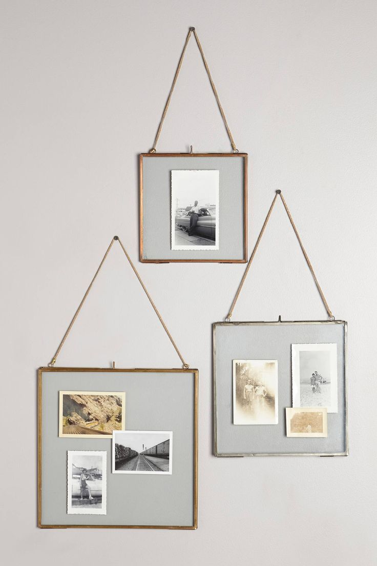 Hinged Hanging Picture Frame Anthropologie Com I Like