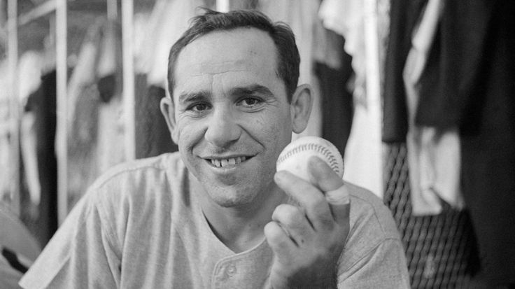 "Yogi Berra's signature ""Yogi-isms"" have been inspiring fans for decades."