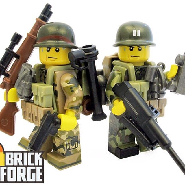 d-day lego