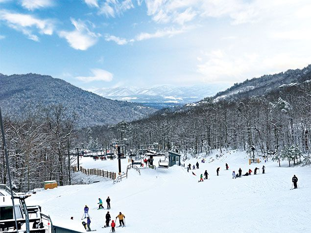 14 Great Winter Getaways from NOVA!