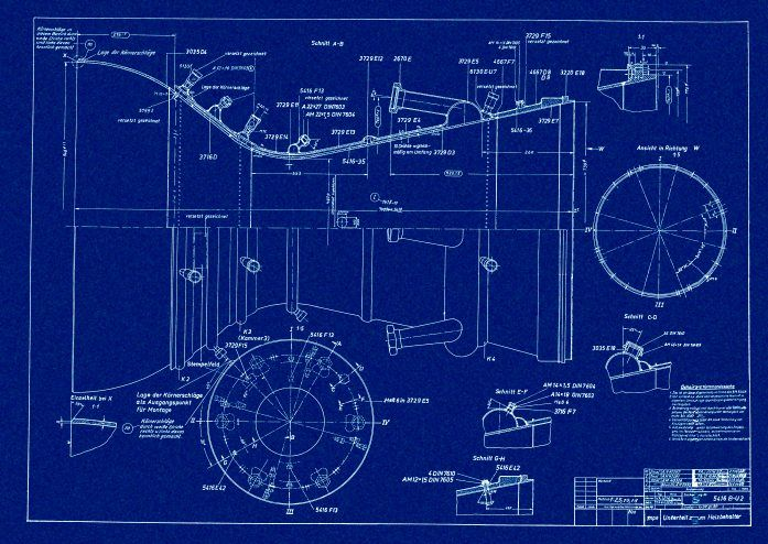 Vintage Sailboat Sketch aerospace engineering ...