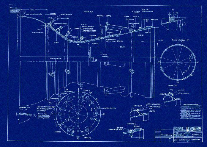 Aerospace Engineering Blueprint Google Search