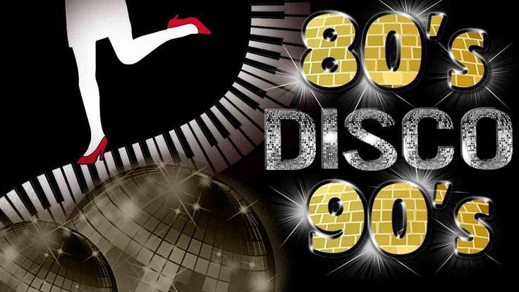 Disco Dance 80 90 Legends Greatest Oldies Songs Disco