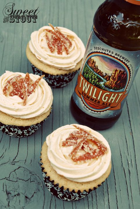 Tons of BEER CUPCAKE recipes