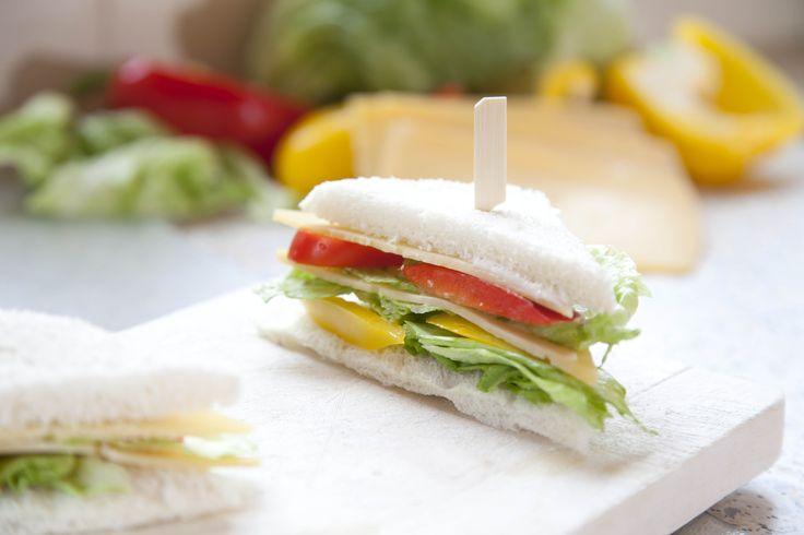 Just a little sandwich