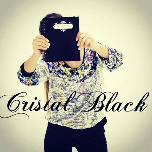 Calendar Cristal Black