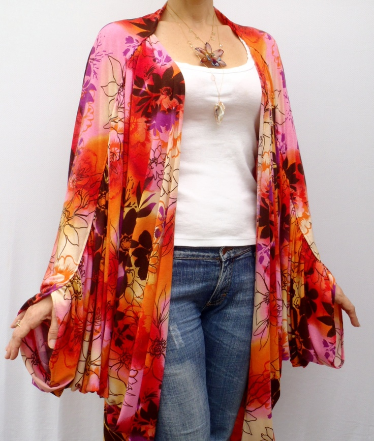The Laurie -Angel Cape Shawl Wrap Jacket Wings. $77.00, via Etsy.