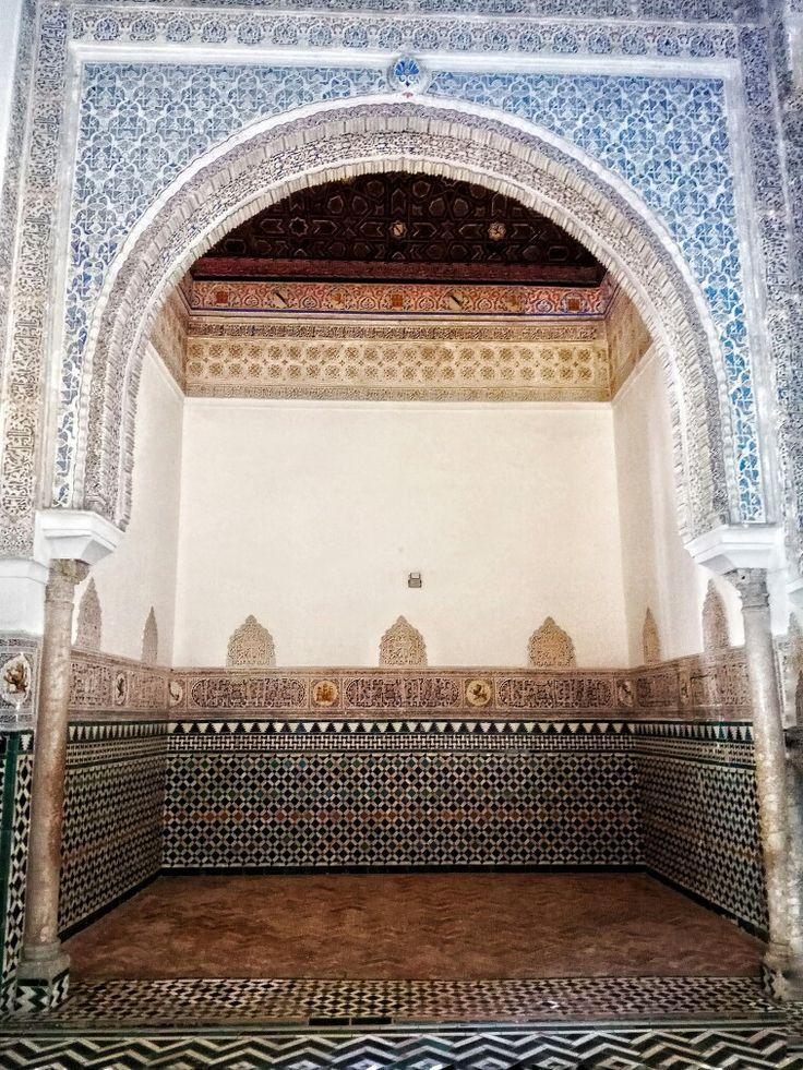 Mudéjar, Real alcázar de Sevilla, Andalucía Spain