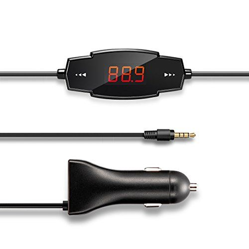 Get FREE   shipping on FM Transmitter, Novo Icon Wireless FM Transmitter Radio Car Kit for Smart Phones bundle with 3.5mm Audio Plug and Car Charger today. - http://reviewsv.com/carkits/get-free-shipping-on-fm-transmitter-novo-icon-wireless-fm-transmitter-radio-car-kit-for-smart-phones-bundle-with-3-5mm-audio-plug-and-car-charger-today/