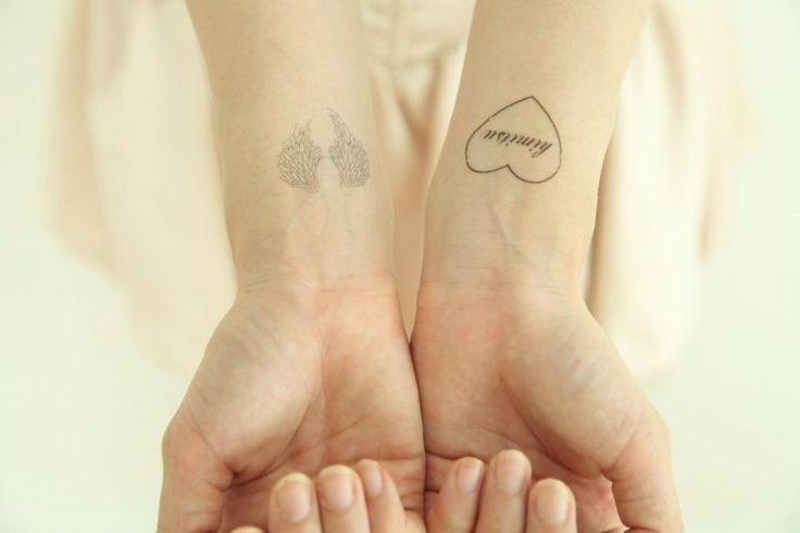 画像 : タトゥーシールは自分で作ろ♡夏の簡単ボディアート - NAVER まとめ