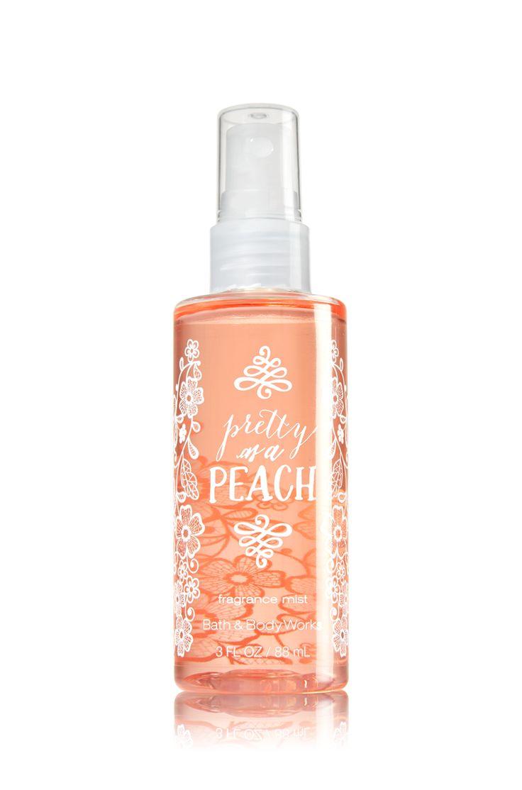 Pretty as a Peach Travel Fine Fragrance Mist
