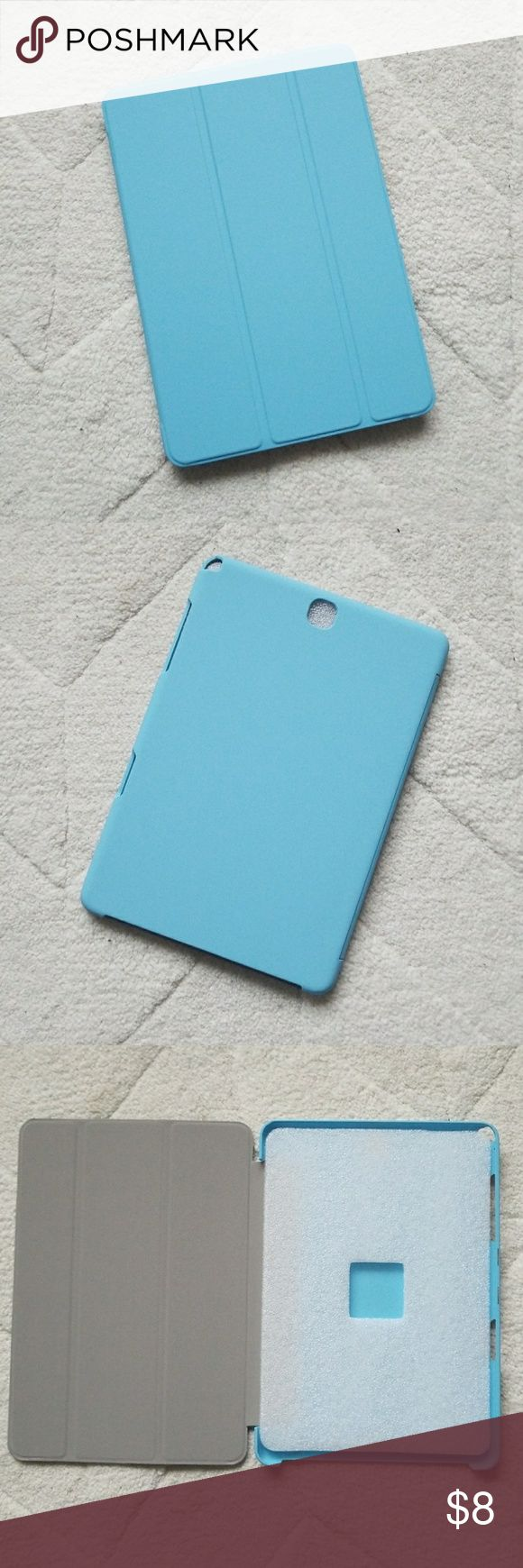 Moko Case for Samsung Tab A+ 9.7 Moko 3z case for Samsung Galaxy Tab A+ 9.7 inch in light blue. New & never used! other Other