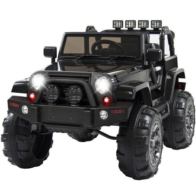 Ride On Toys Battery Powered Jeep Toddler Kids Remote Control