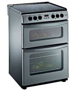 Belling E622 Silver Electric Cooker http://www.comparestoreprices.co.uk/electric-free-standing-ovens/belling-e622-silver.asp