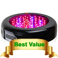 LEDs have great efficiency and PAR spectrum. They are often cheaper in the long run compared to other grow lights. Here are 10 of the best LED grow lights.
