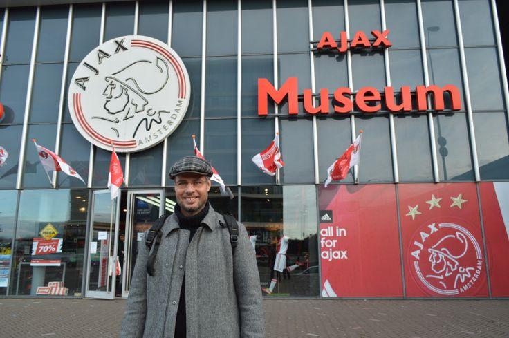 Ajax Museum in Amsterdam Arena