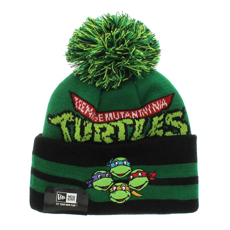 Teenage Mutant Ninja Turtles Knit Beanie
