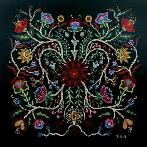 Christi Belcourt metis artist