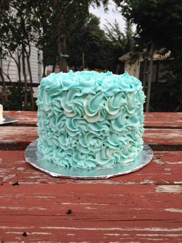 Gâteau pour le 65e anniversaire de mariage de mes grands