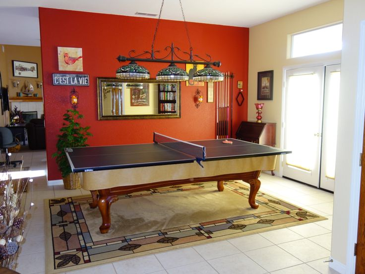25 Best Ideas About Standard Pool Table Size On Pinterest