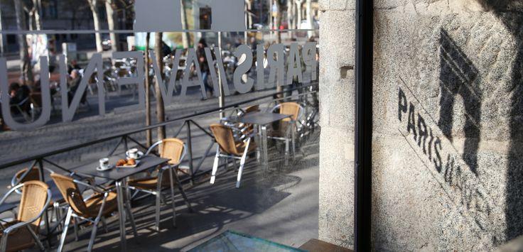 PARIS AVENUE Gastro Bar in MADRID