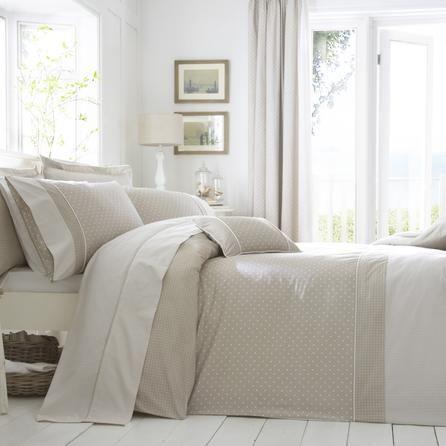 dorma mink capri collection duvet cover dunelm mill. Black Bedroom Furniture Sets. Home Design Ideas