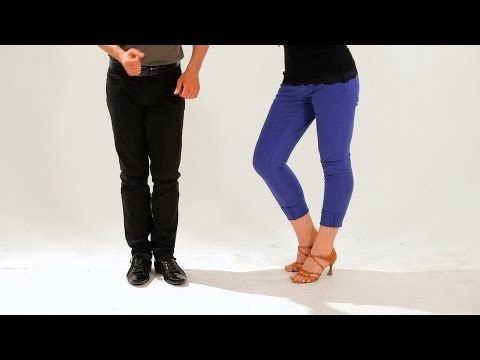 ▶ How to Use Your Feet in the Cha-Cha | Cha-Cha Dance - YouTube