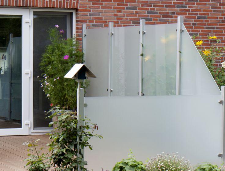 12 best Garten-Sichtschutz images on Pinterest Garden fencing