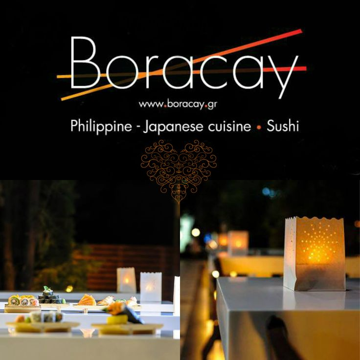 Our dreamy atmosphere is the perfect place for the Valentine's Day. Boracay invites you to celebrate St Valentine's Day with romantic atmosphere and delicious ethnic cuisine. For dinner reservations tonight, please call 210 96 89 500 / 511  #boracay #boracaygr #Valentine #ValentinesDay #love #glyfada #greece #athens #voula #vouliagmeni #celebration #sushi #exotic #menu #japanese #philippine #asian #romance #lovebirds #join_us #enjoy #14february #romantic #couple #smile #happy #saturdaynight…