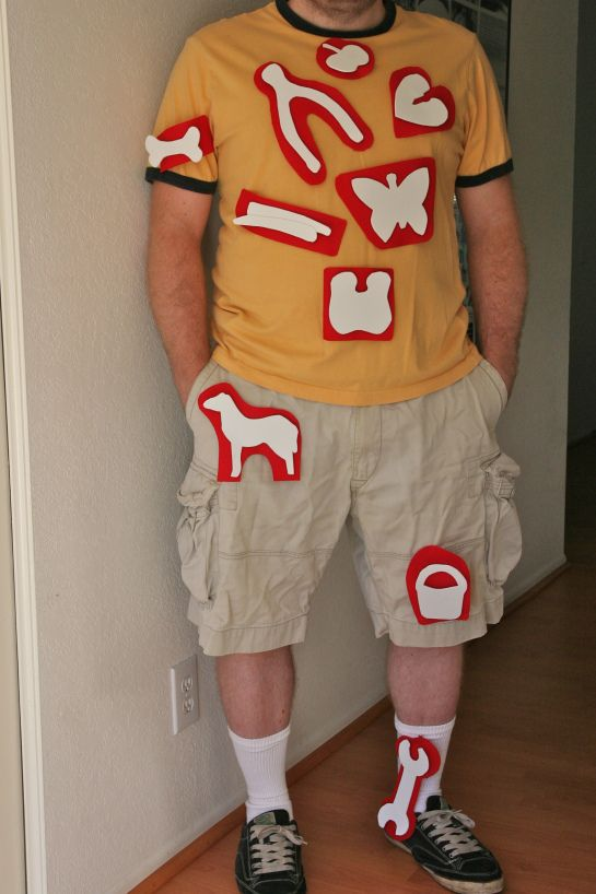 woods wednesday get on board dog costumescostume ideashalloween - Board Games Halloween Costumes