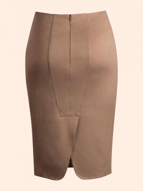 Квэнти юбка