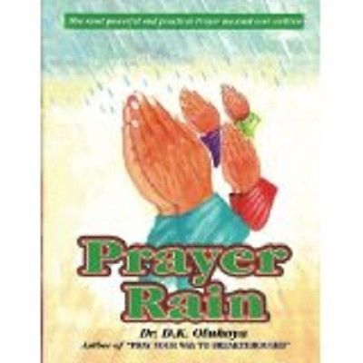 Prayer Rain by Dr. D. K. Olukoya, (Paperback), Mountain of Fire andamp; Miracles