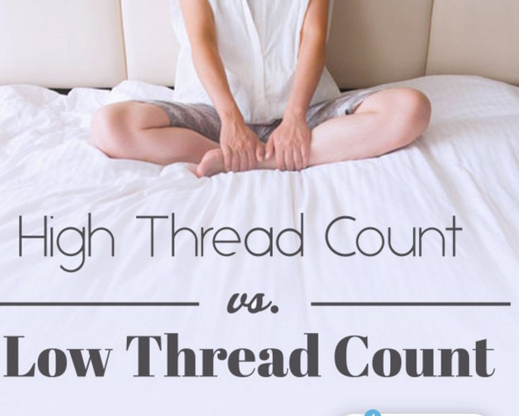 Have you ever wondered what the REAL differences are between High Thread Count and Low Thread Count sheets? Well, our Customer Service FAQ Blog is here to help! The answers might surprise you.