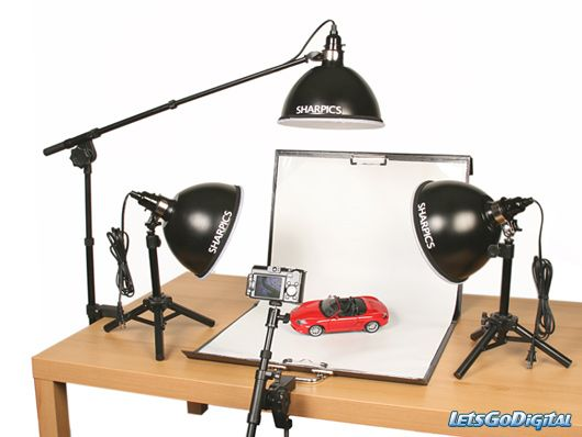 Product Photography Lighting | How to Shoot Tabletop Photos | FreeDigitalPhotographyTutorials.com
