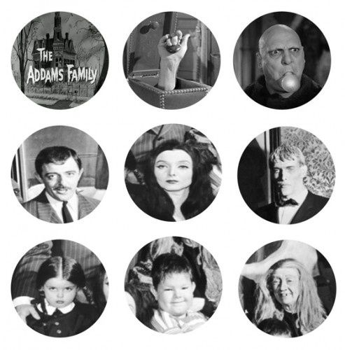 The Addams Family TV Show - Bing Images
